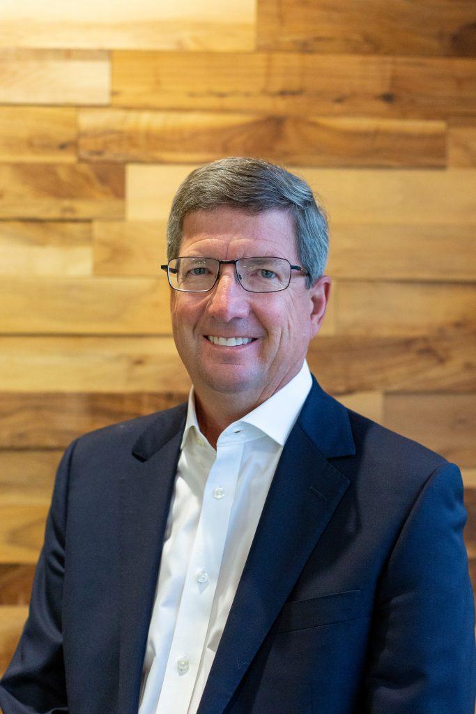 Headshot of Terry McGonegle